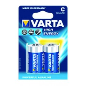 VARTA BATTERIA HIGH ENERGY 1/2 TORCIA 2PZ LR14