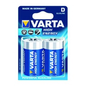 VARTA BATTERIA HIGH ENERGY TORCIA 2PZ LR20