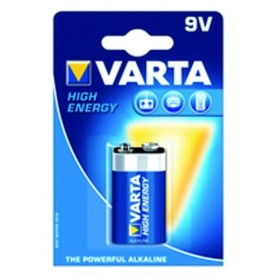 VARTA BATTERIA HIGH ENERGY TRANSISTOR 1PZ LR61 9V
