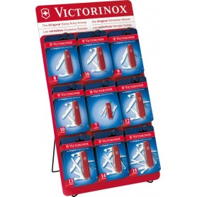 VICTORINOX ESPOSITORE 27 MULTIUSI ECONOMY BLISTER