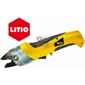 VIGOR FORBICE A BATTERIA PER POTATURA VFP-72 LITIO VOLT 7,2