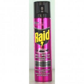 RAID INSETTICIDA SPRAY MULTINSETTO 300 ML