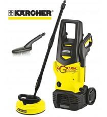 KARCHER IDROPULITRICE K3.150 BAR 120 WATT 1600