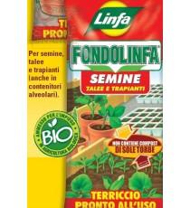LINFA TERRICCIO PROFESSIONALE PER SEMINA LT. 50